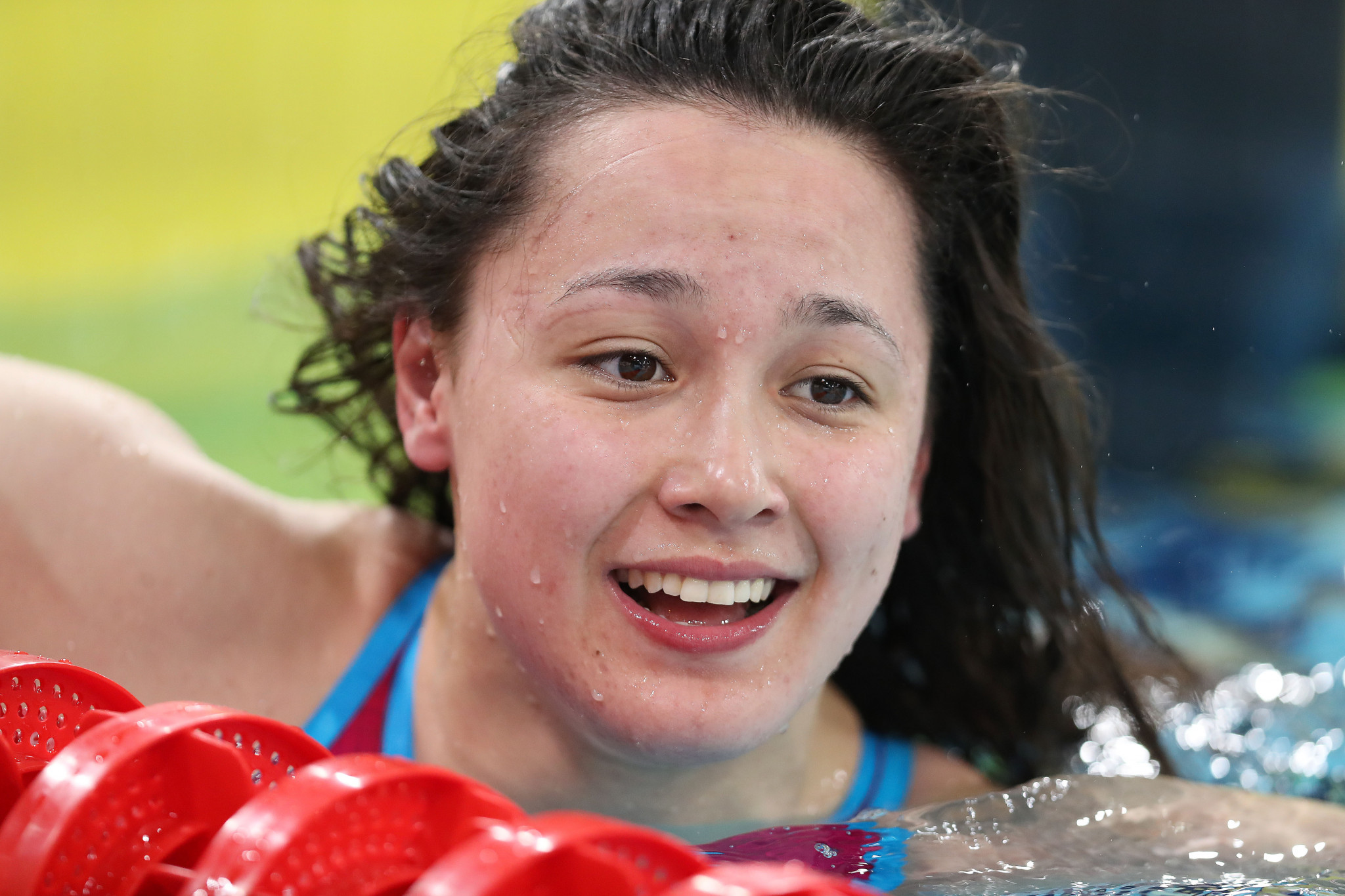 Tai completes golden haul with seventh world record at Para Swimming World Series in Berlin