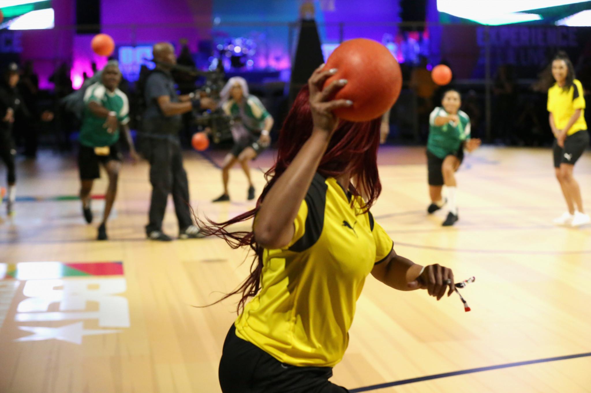 Dodgeball will make its Gay Games debut at Hong Kong 2022 ©Getty Images