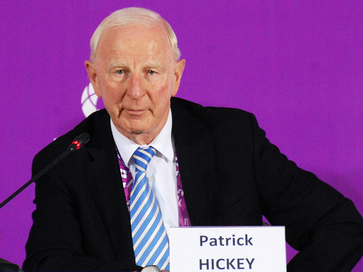 Hickey invite to Minsk 2019 European Games questioned by Olympic Federation of Ireland