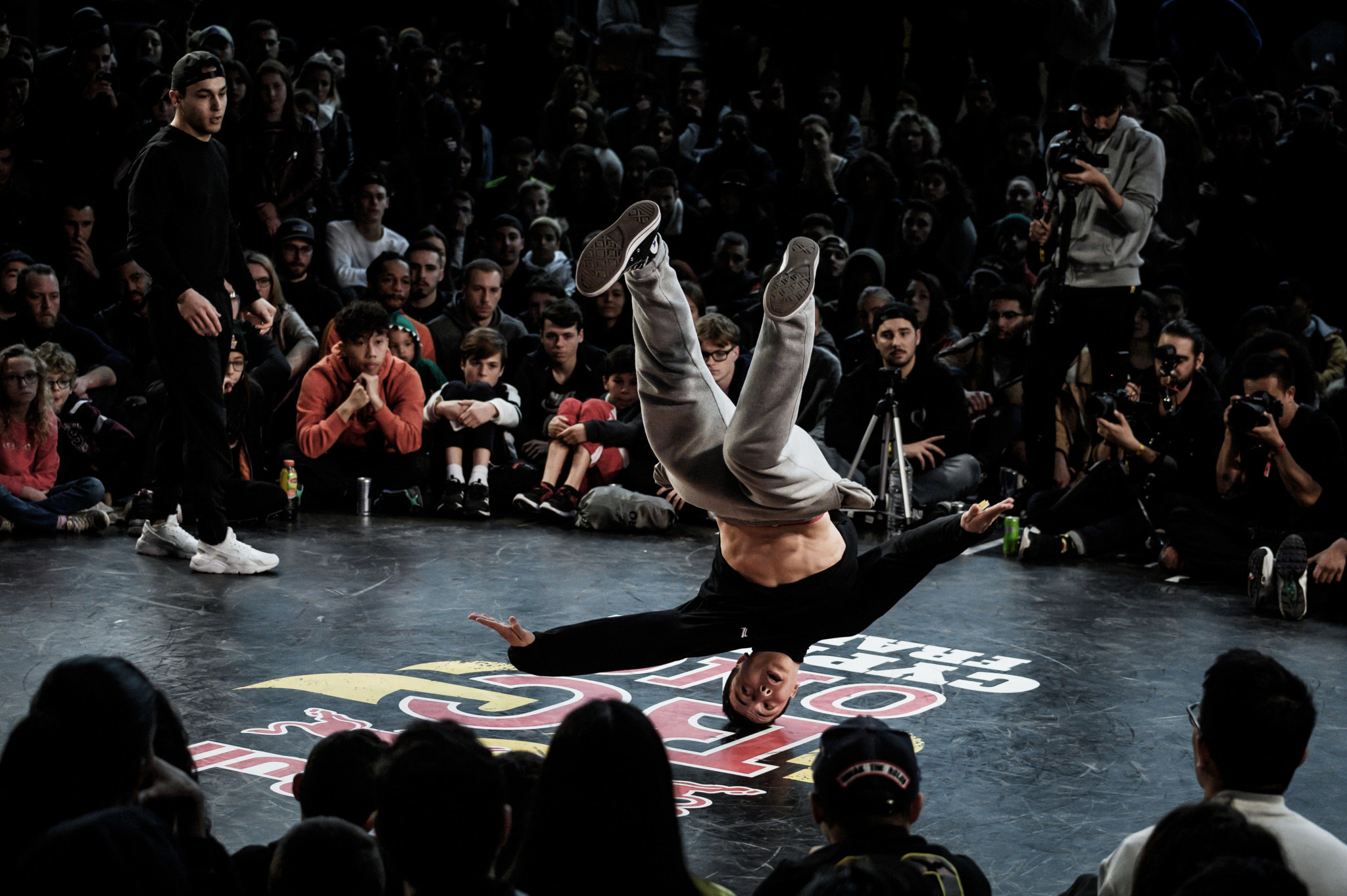 Breakdancing will be among the sports demonstrated to the IOC Coordination Commission ©Getty Images