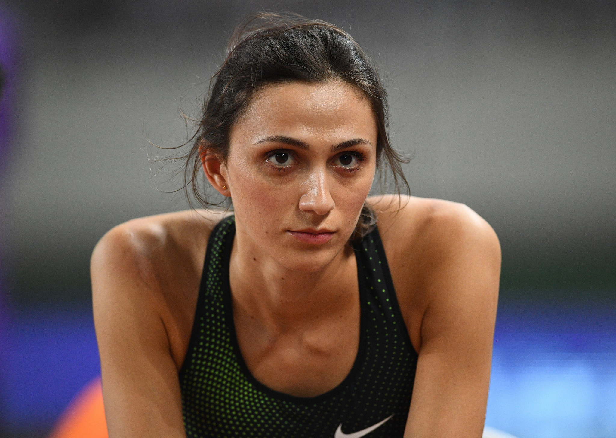 Double world high jump champion Maria Lasitskene has called for a change at the Russian Athletics Federation after its suspension was extended for an 11th time by the IAAF ©Getty Images