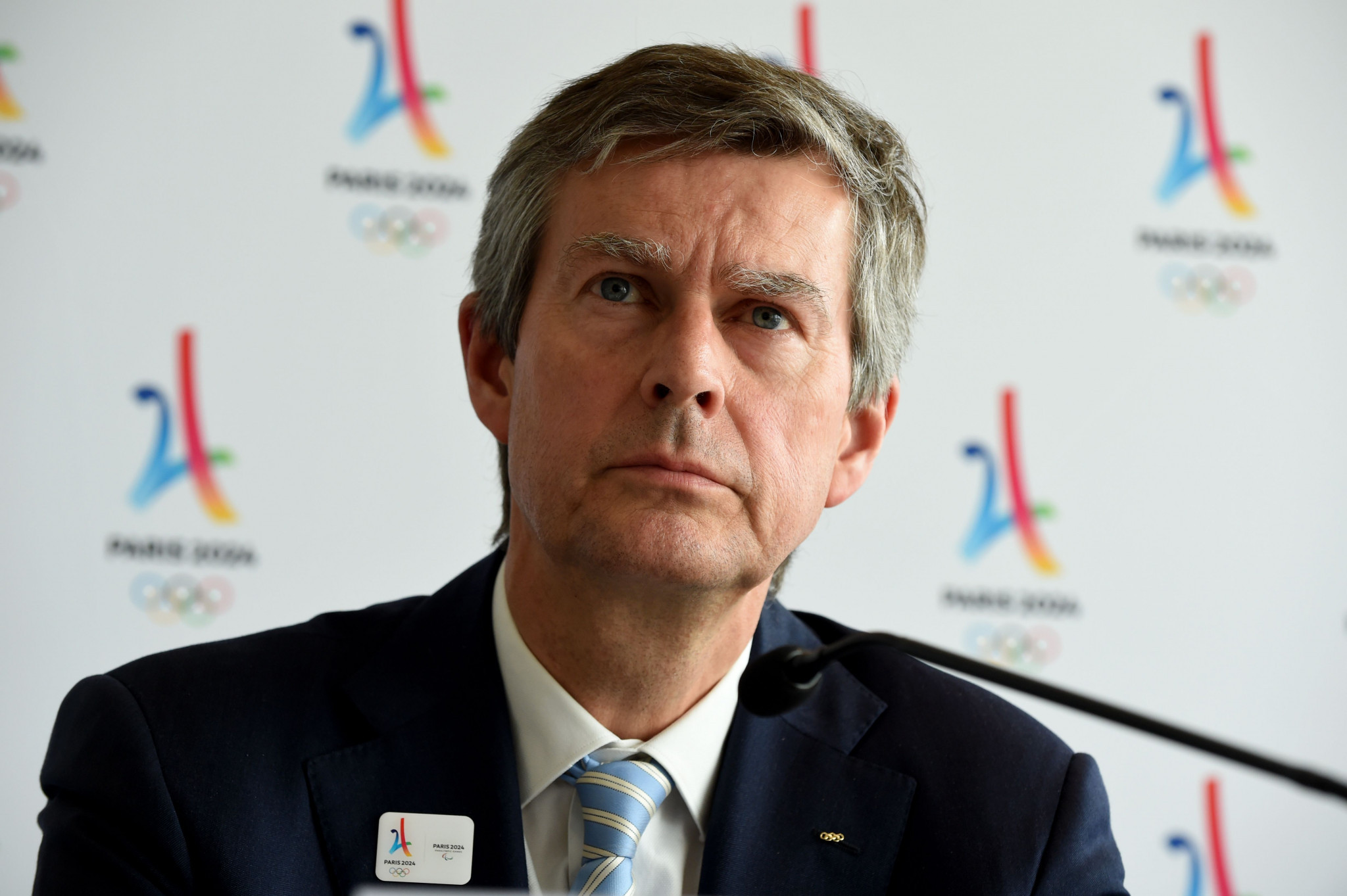 Paris 2024 IOC Coordination Commission Chair Pierre-Olivier Beckers-Vieujant has stressed the importance of the group's visit to Marseille ©Getty Images
