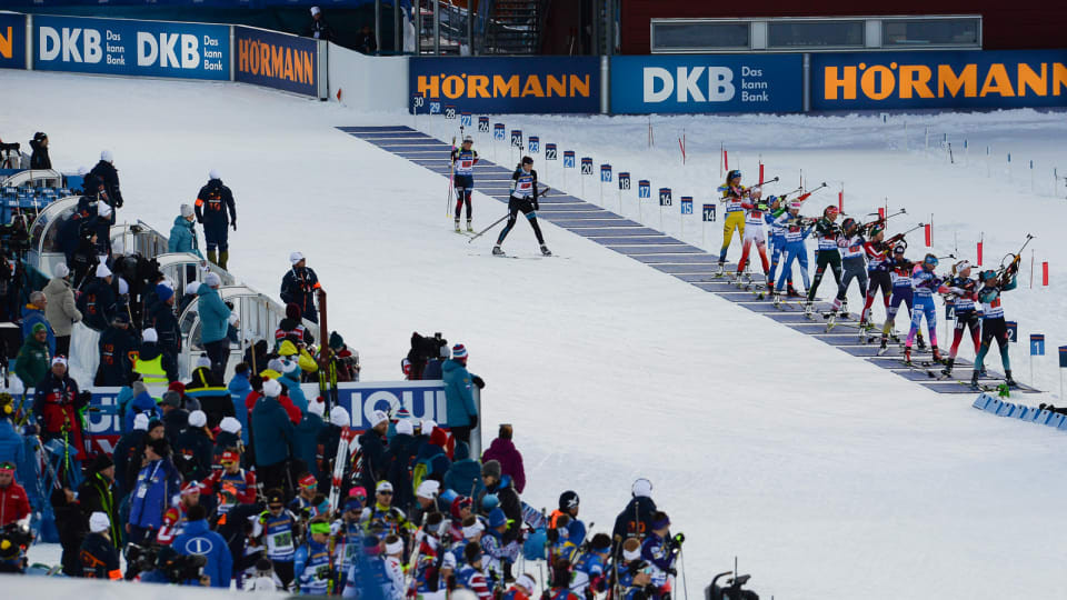 The IBU has made a number of calendar and sports decisions at its latest Executive Board meeting in Frankfurt in Germany ©IBU