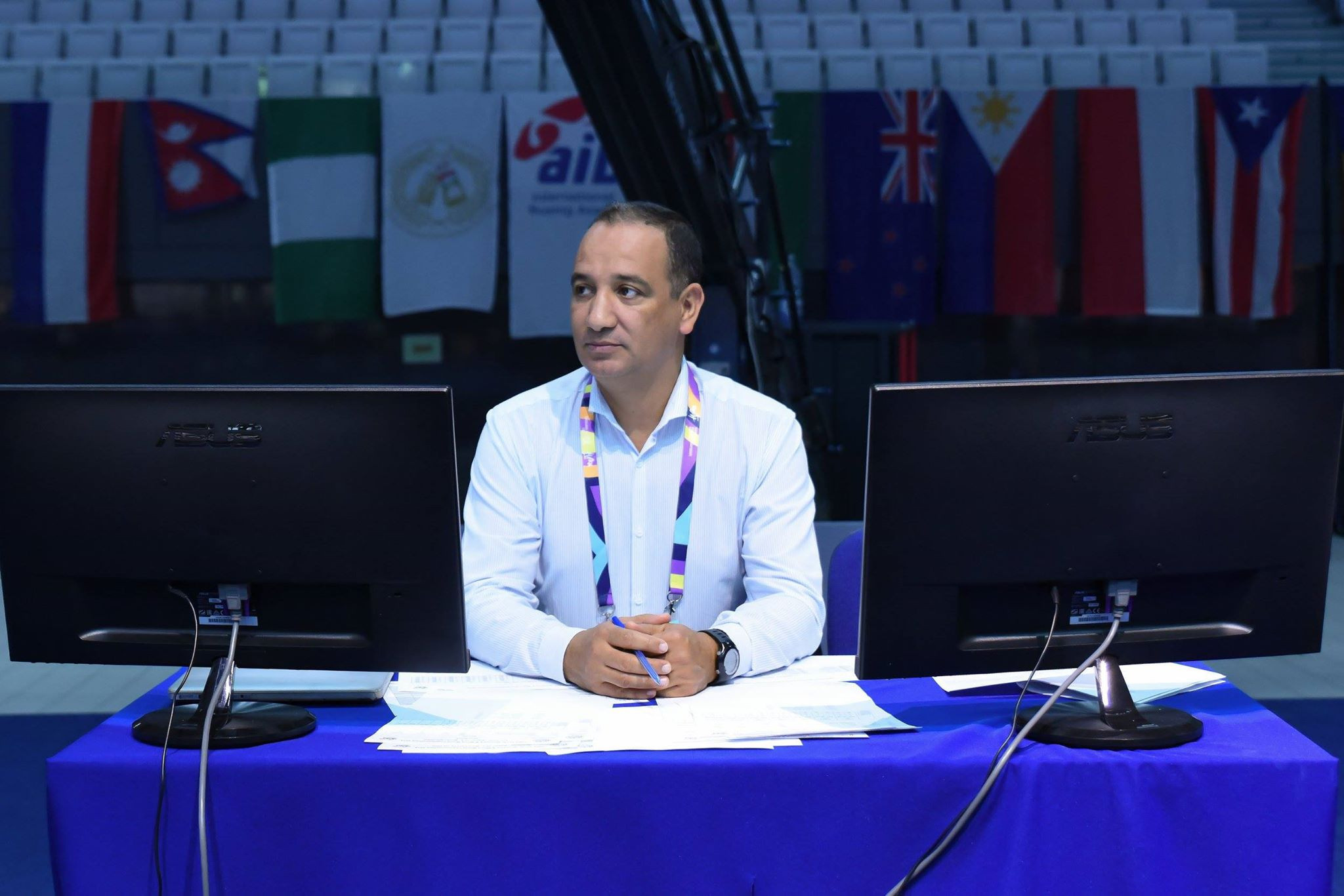 Exclusive: Moustahsane to remain AIBA Interim President after withdrawing resignation