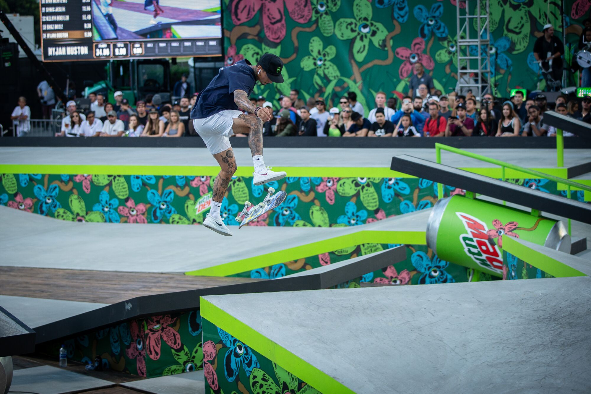 Tokyo 2020 qualification points up for grabs as World Skate and Street League Skateboarding unveil Tour