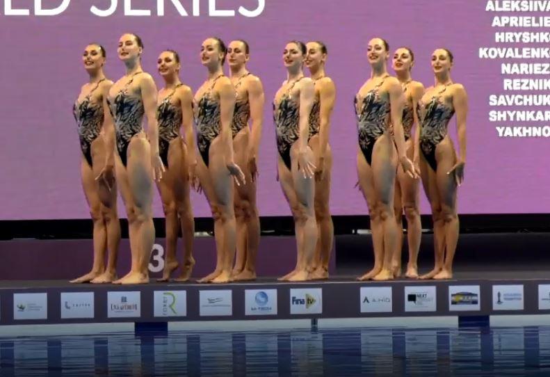Ukraine claim final gold as FINA Artistic Swimming Super Finals close in Budapest