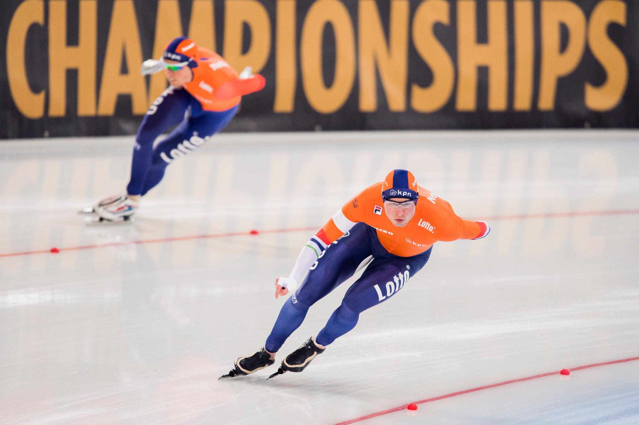 International Skating Union provisionally award three 2022 World Championships