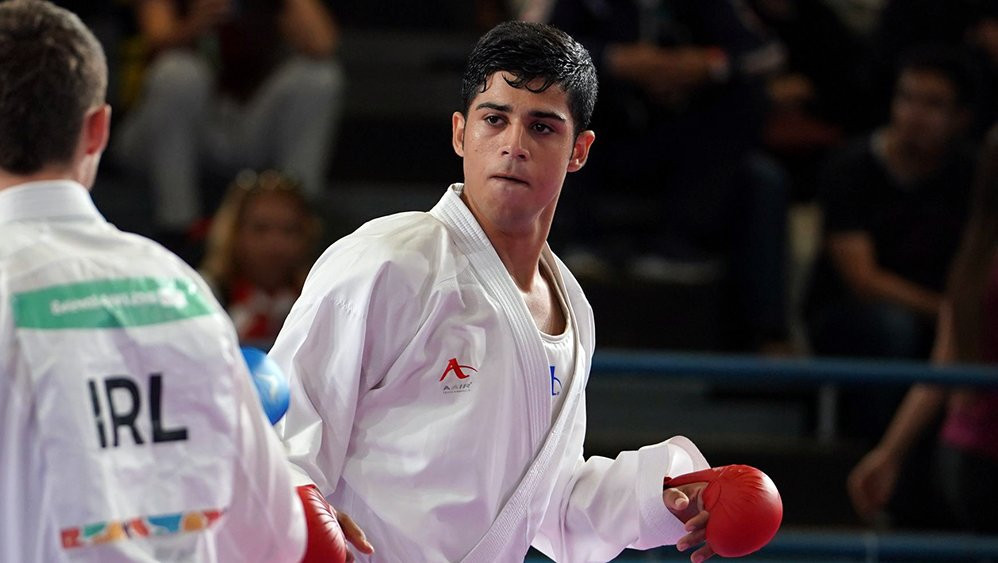 Iranian karateka Mohammadi dies in car accident less than eight months after winning gold at Buenos Aires 2018