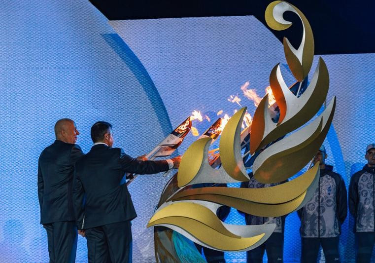 The European Games Relay is in its final stages before Friday's Opening Ceremony ©Minsk 2019