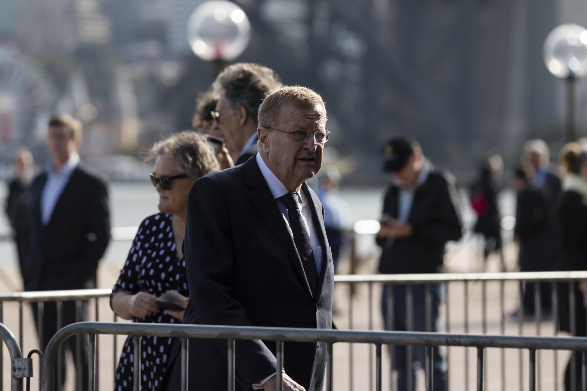 John Coates said Cities interested in bidding for future editions of the Olympic Games will be asked to hold a referendum before they can be considered as a candidate ©Getty Images