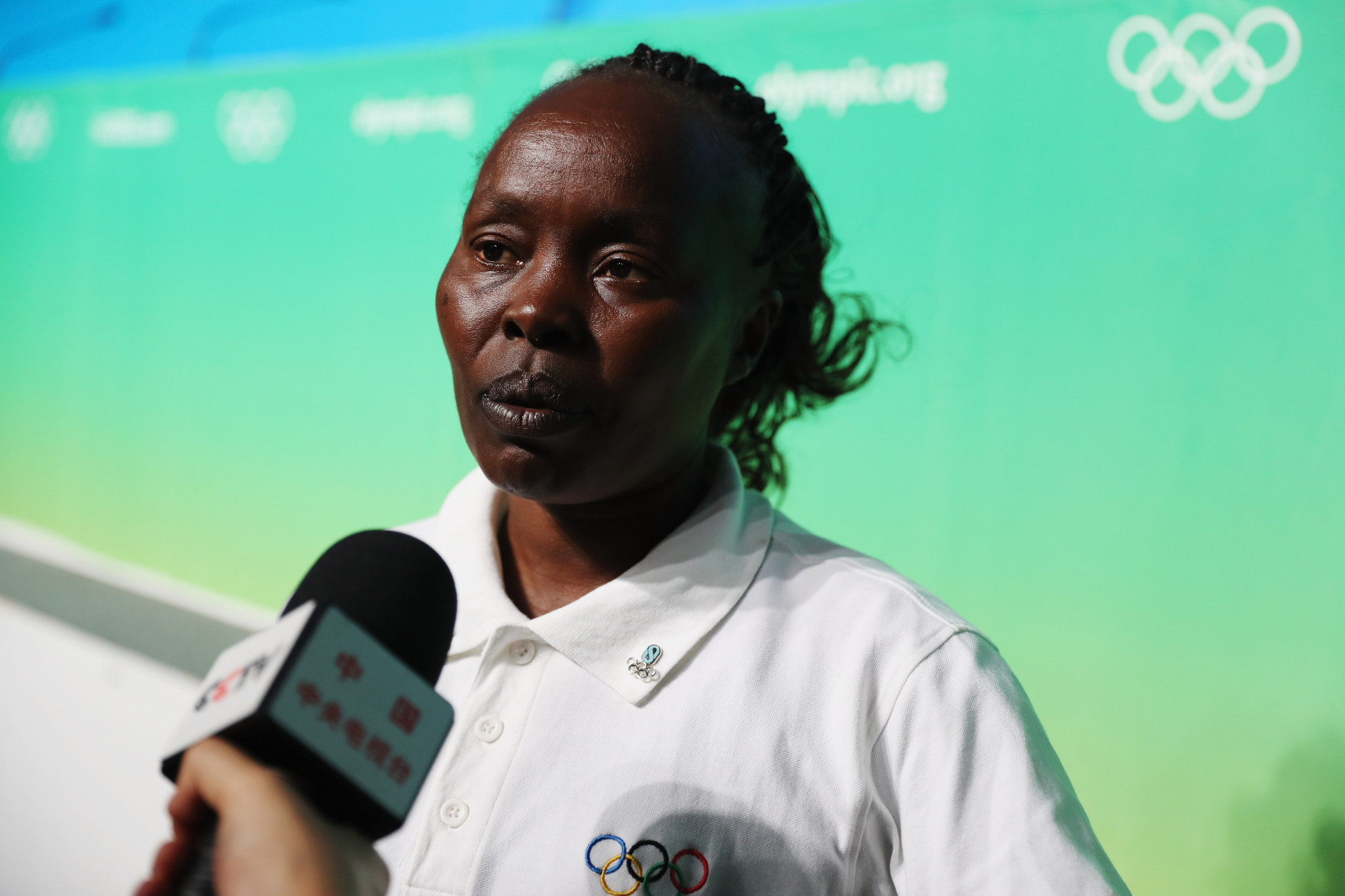 Tegla Loroupe will serve as Chef de Mission for the team for the second consecutive Olympic Games ©Getty Images