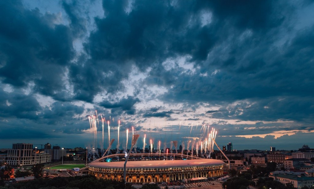 The European Games: Opening Ceremony