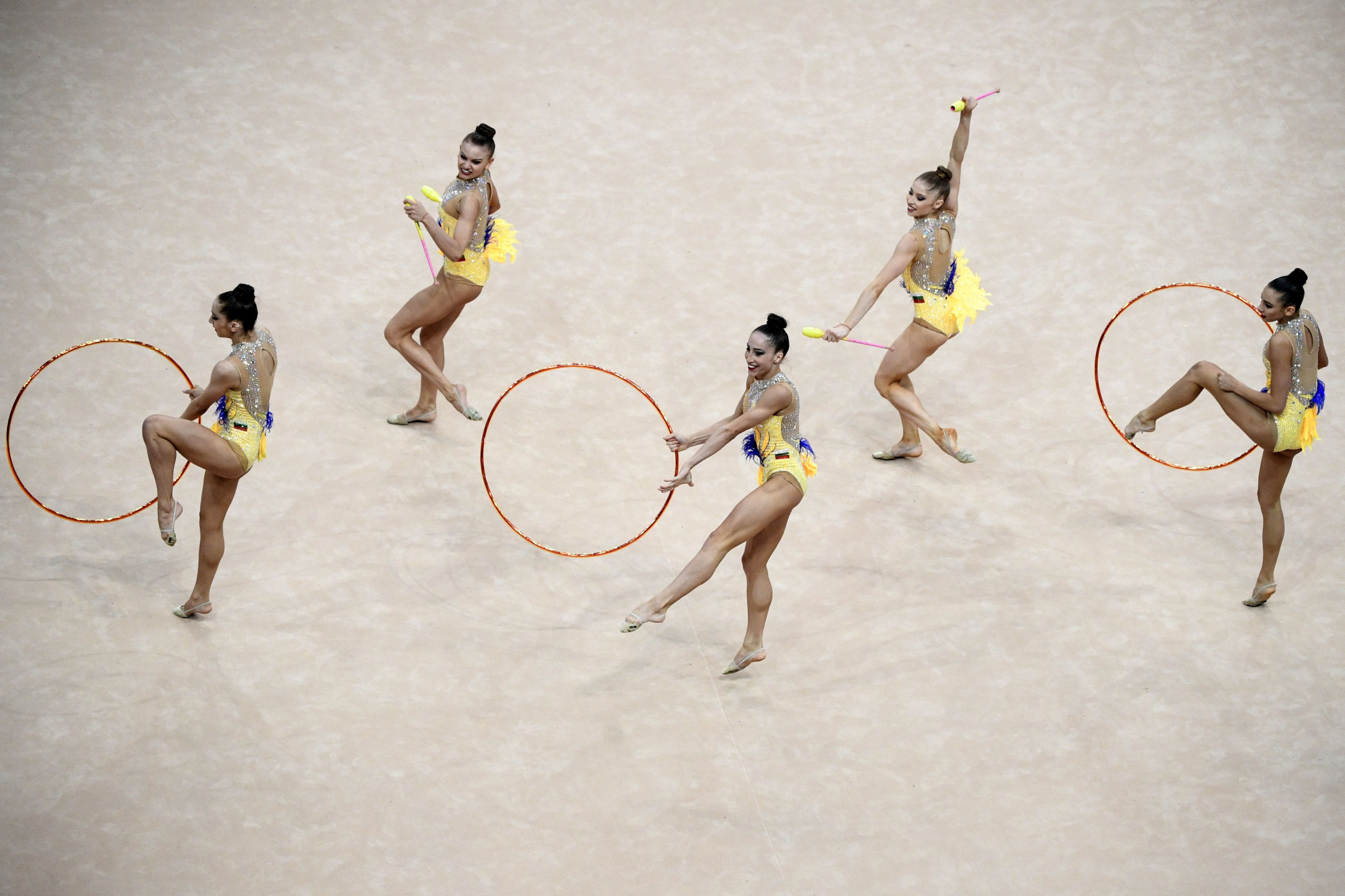 The European Games: Day three of competition