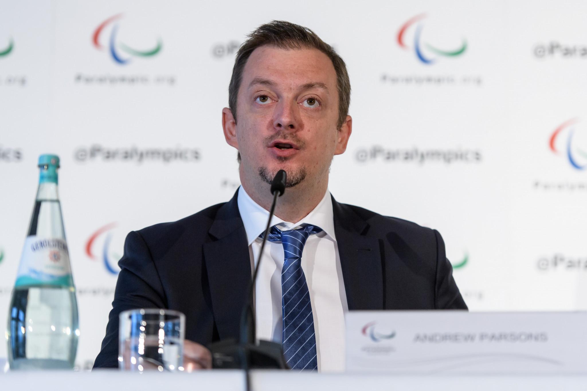 IPC President Parsons' praise for successful Milan Cortina 2026 Winter Paralympic Games bid