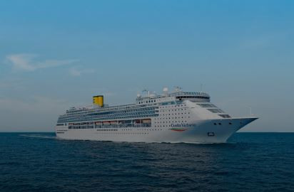 Athletes' Village cruise ships ready to welcome first Naples 2019 competitors