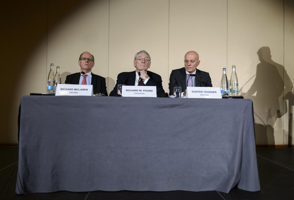 The findings of the three-man WADA Independent Commission, chaired by Richard Pound, and what is uncovered in Russia has shocked the world