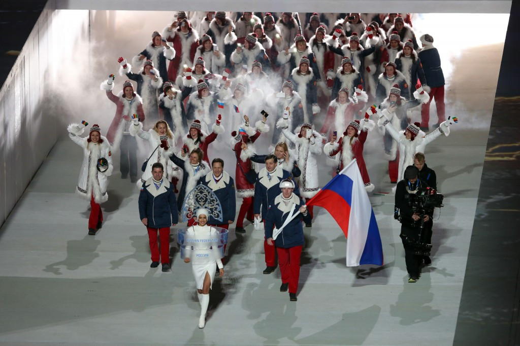 The validity of Russian performances at the Olympics and Paralympics in Sochi must now be questioned ©Getty Images