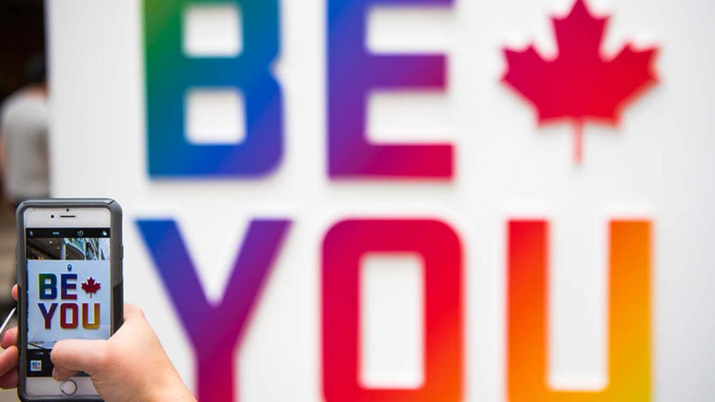 Canadian Olympic Foundation make five-figure donation towards new LGBTQ+ role