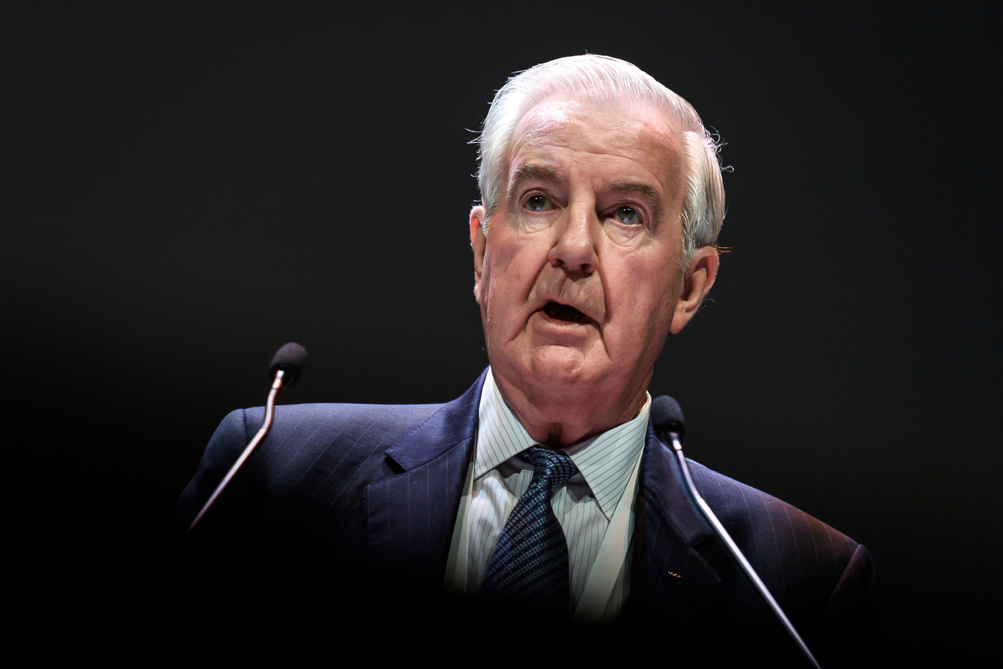 WADA President Sir Craig Reedie said the organisation hopes 100 cases will be brought in the first wave ©Getty Images