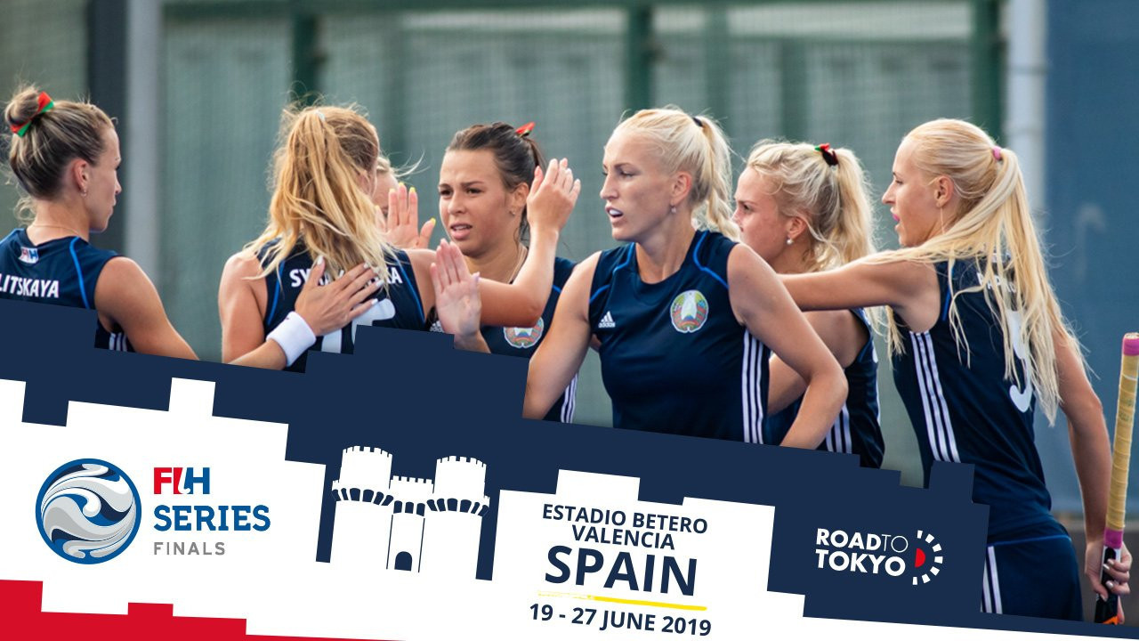 Belarus beat Wales to fifth-place finish at FIH Series Finals event in Valencia
