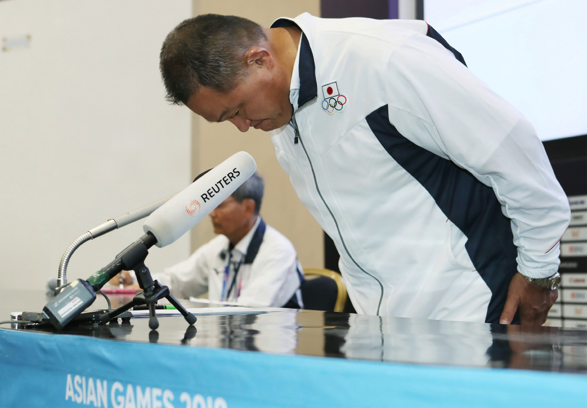 Takeda replaced by Yamashita as Japanese Olympic Committee President following bribery allegations