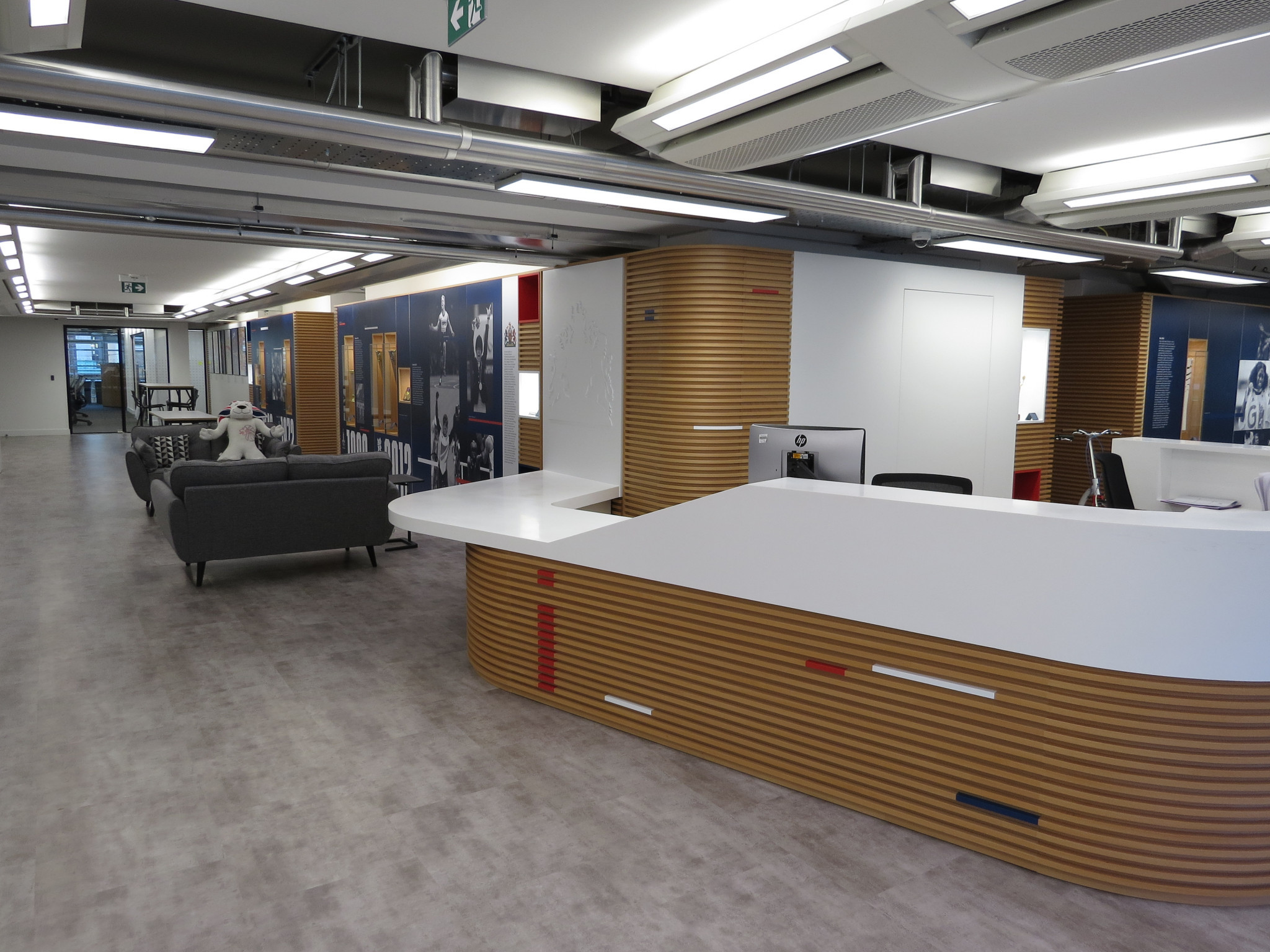 British Olympic Association and British Paralympic Association move into new central London headquarters