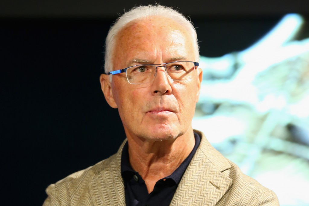 Franz Beckenbauer has been accused of signing a contract with Jack Warner ahead of the 2006 World Cup vote ©Getty Images