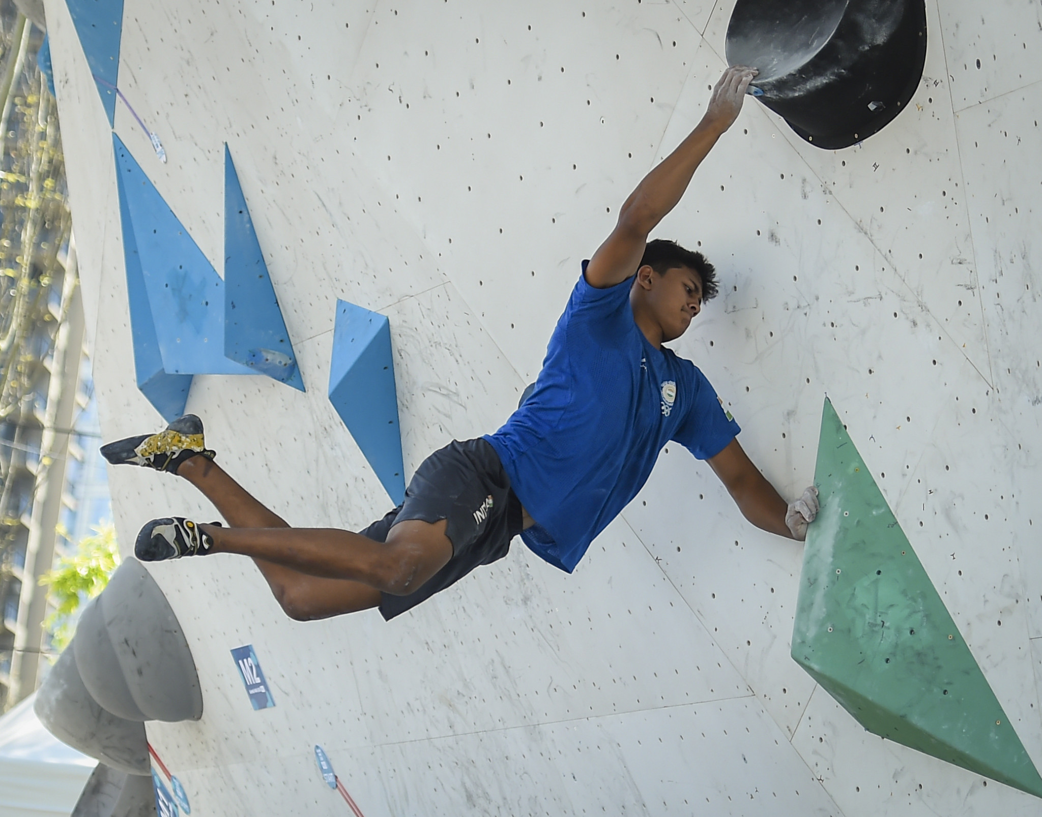 Sport climbing will feature at a second consecutive Olympic Games at Paris 2024 ©Getty Images
