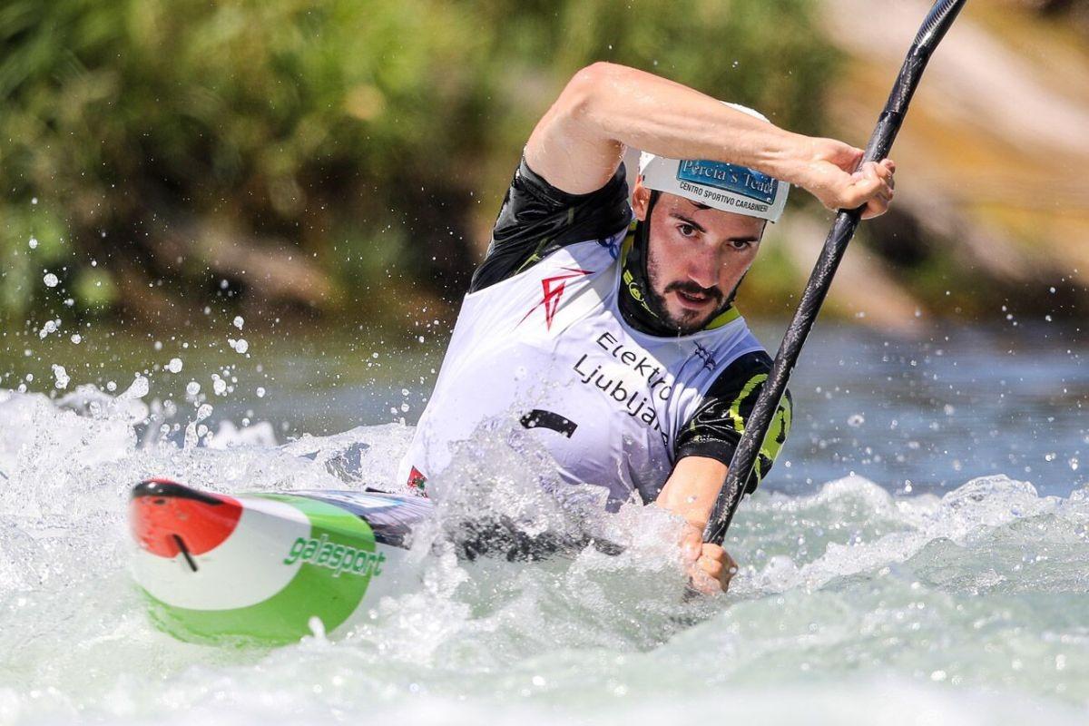 De Gennaro gold completes record Italian haul at Canoe Slalom World Cup in Slovenia