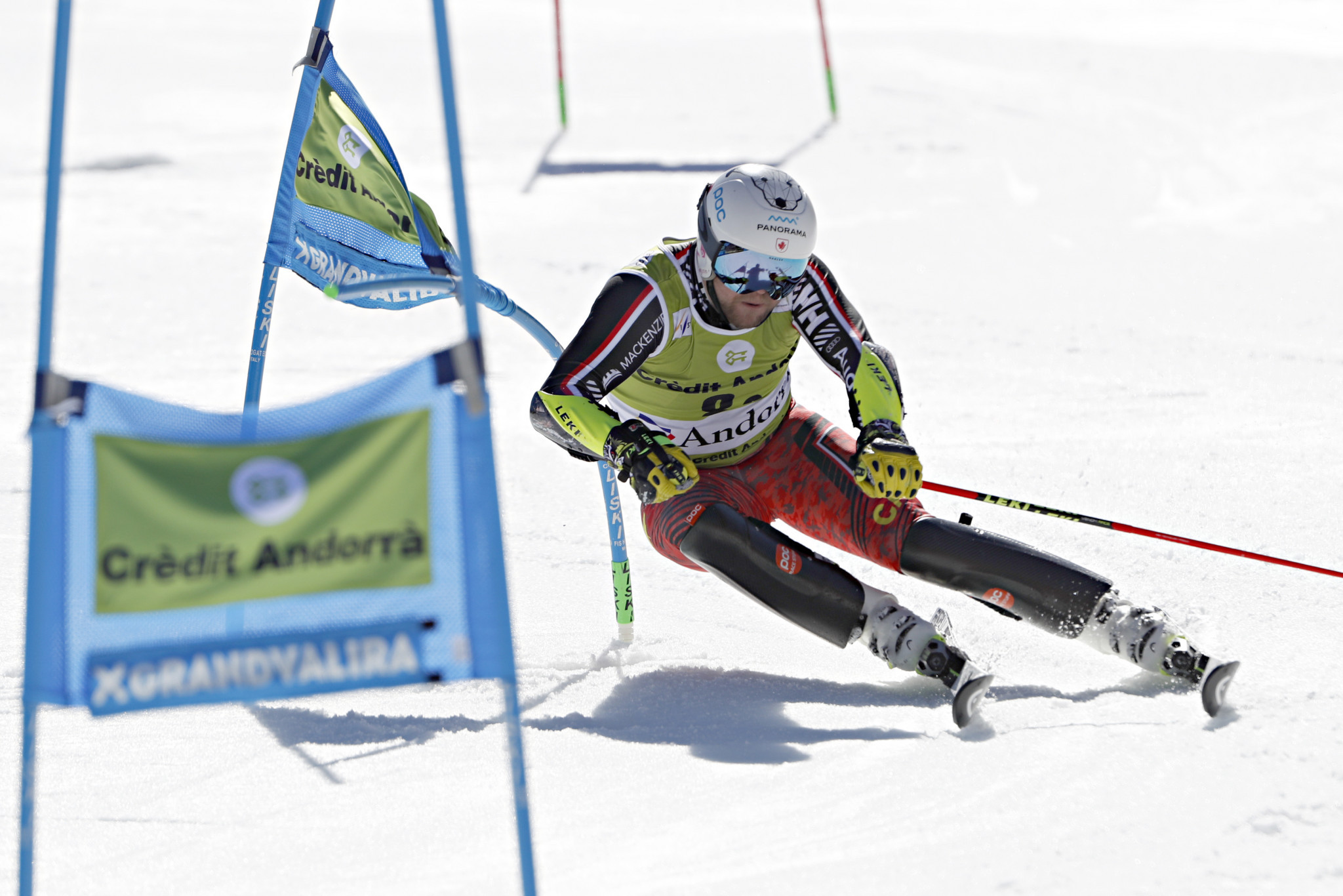 Benjamin Thomsen is among the 25 athletes nominated to the Canadian Alpine ski team for the 2019-2020 season ©Getty Images