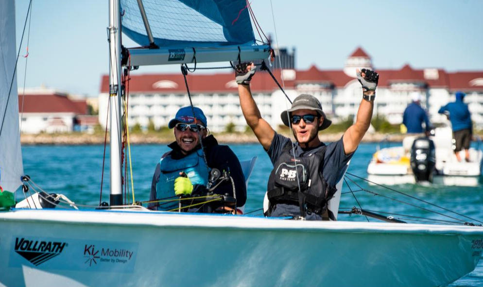 Close to 100 sailors head to Puerto Sherry for 2019 Para World Championships
