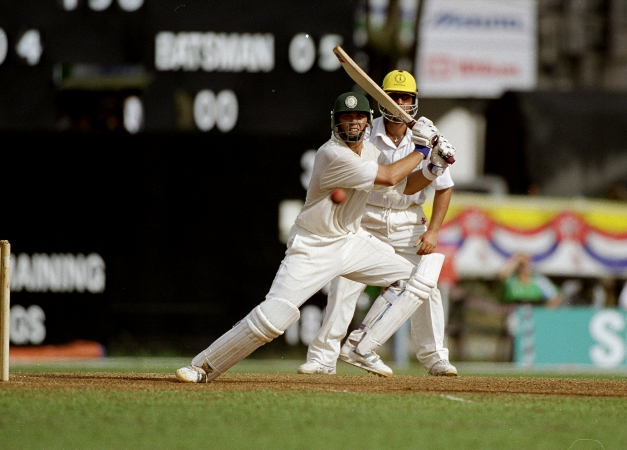 Jacques Kallis scored 44 runs when South Africa beat Australia by four wickets to win the gold medal at the 1998 Commonwealth Games in Kuala Lumpur - the only other time cricket has appeared ©Getty Images