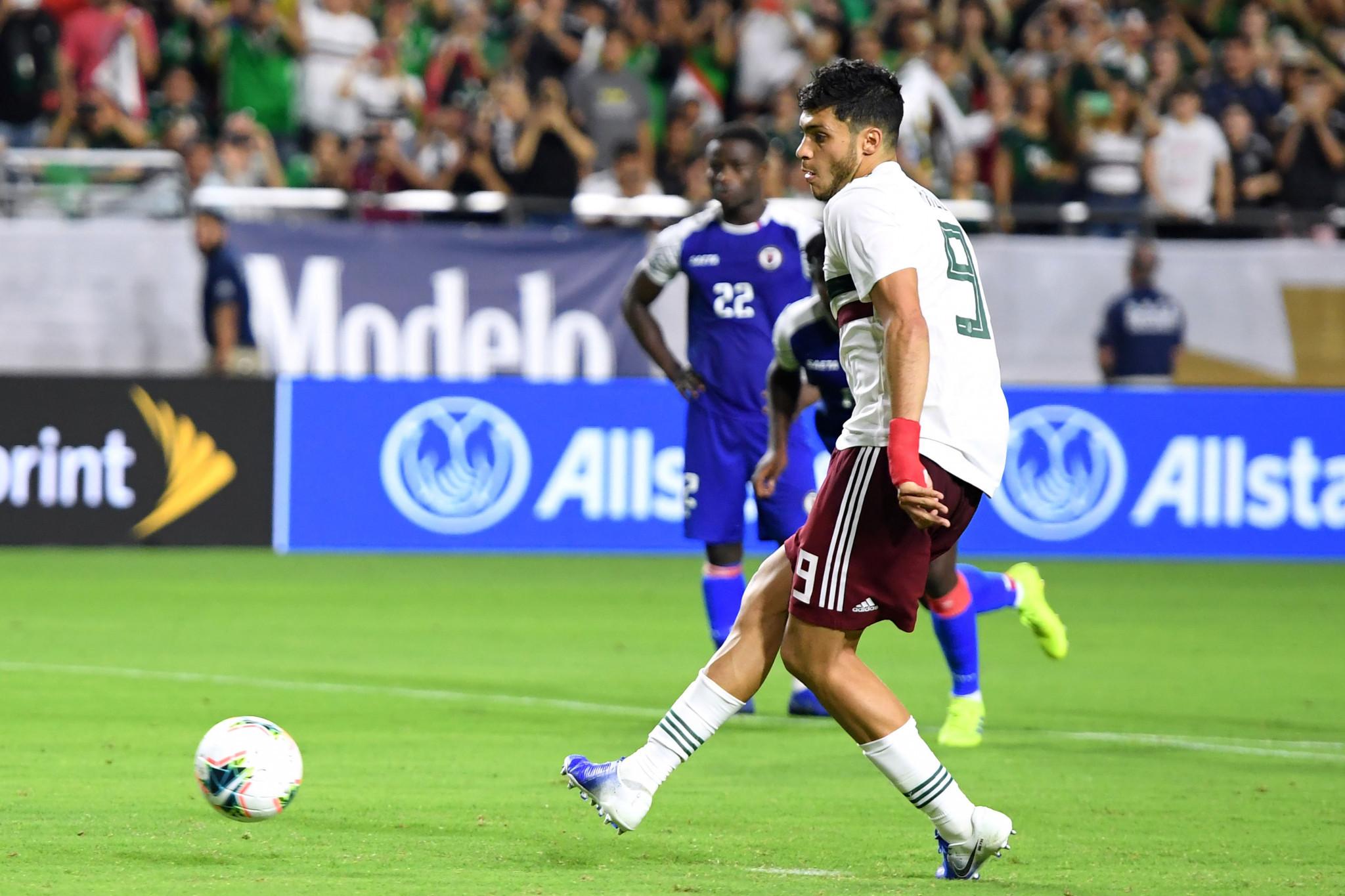 Jiménez penalty puts Mexico into CONCACAF Gold Cup final