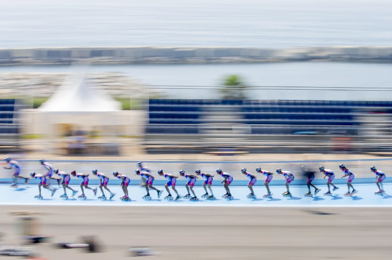 Barcelona is ready to host the second edition of the World Roller Games with 11 days of action across 11 disciplines beginning tomorrow ©J. Monfort/WRG