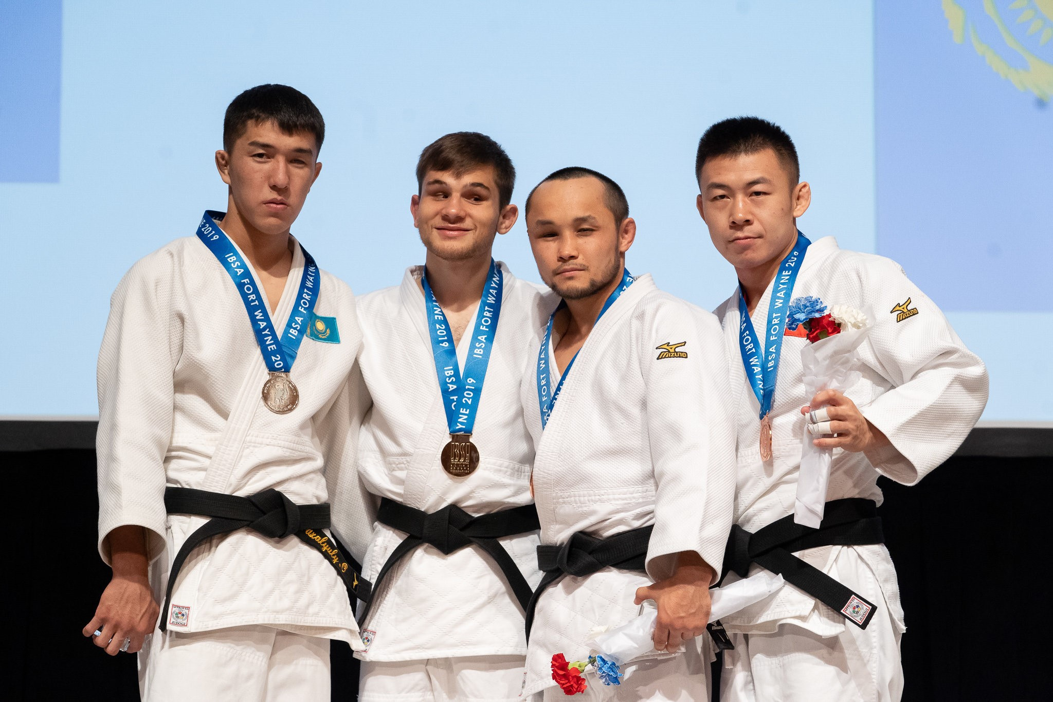 Romania's Bologa among winners as IBSA Judo International Qualifier for Tokyo 2020 begins