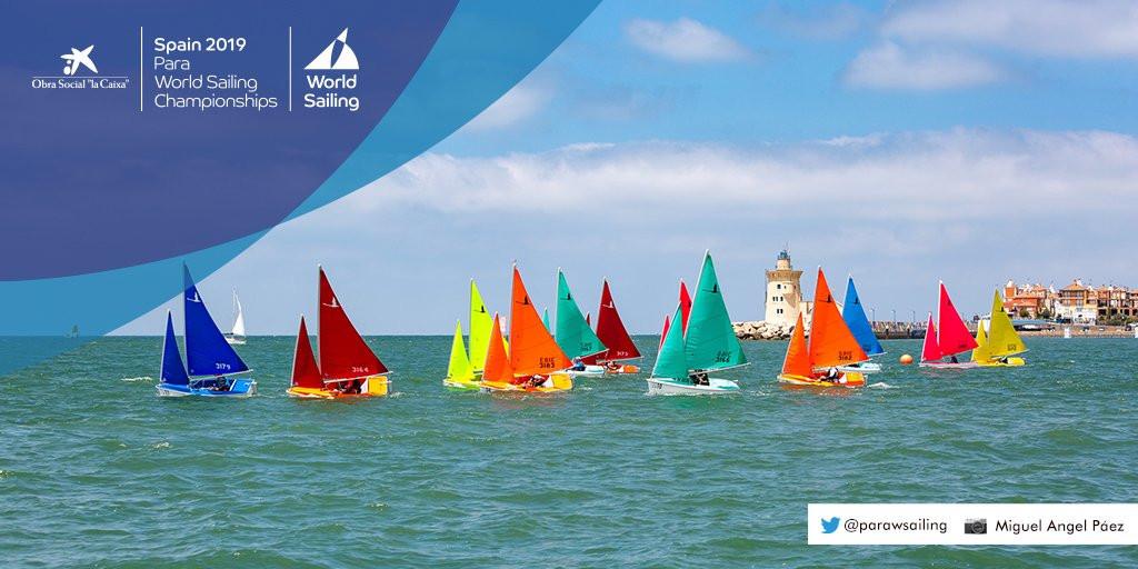 Górnaś-Grudzień takes women's Hansa 303 lead at Para World Sailing Championships