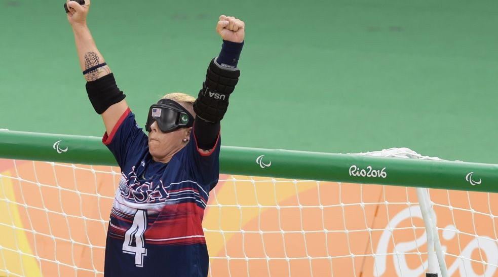 China and US women topping pools at IBSA Goalball International Qualifier for Tokyo 2020