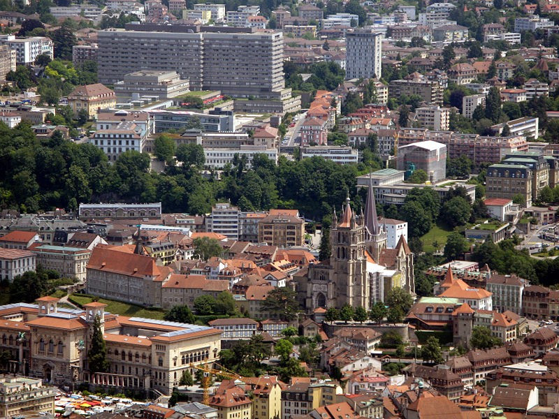 Exclusive: Olympic capital Lausanne emerges as contender to host 2016 SportAccord Convention