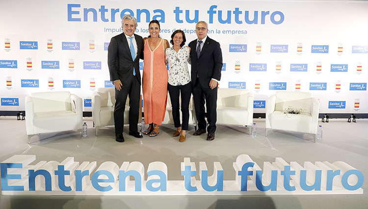 Spanish Olympic Committee launches scheme to help retired athletes gain employment