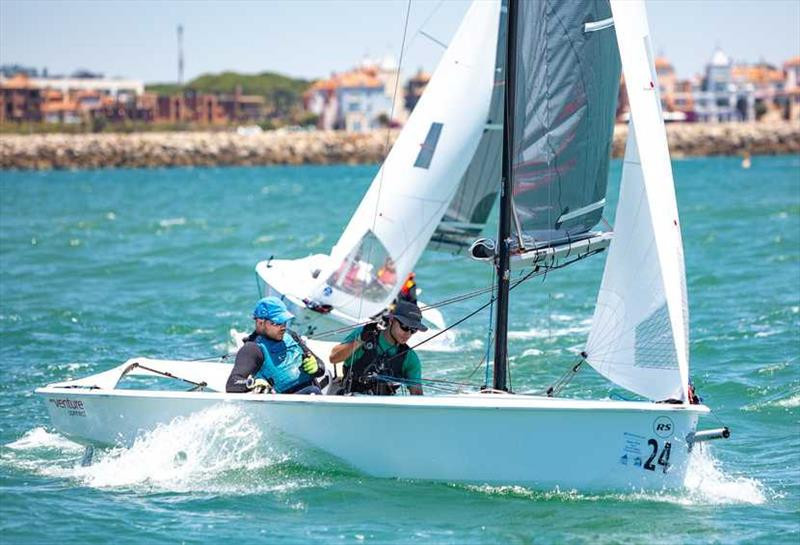 Home hope Del Reino maintains lead in women's Hansa 303 class at Para World Sailing Championships in Spain