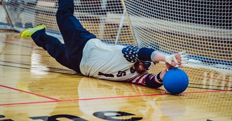Quarter-final ties confirmed at IBSA Goalball International Qualifier for Tokyo 2020 Paralympics