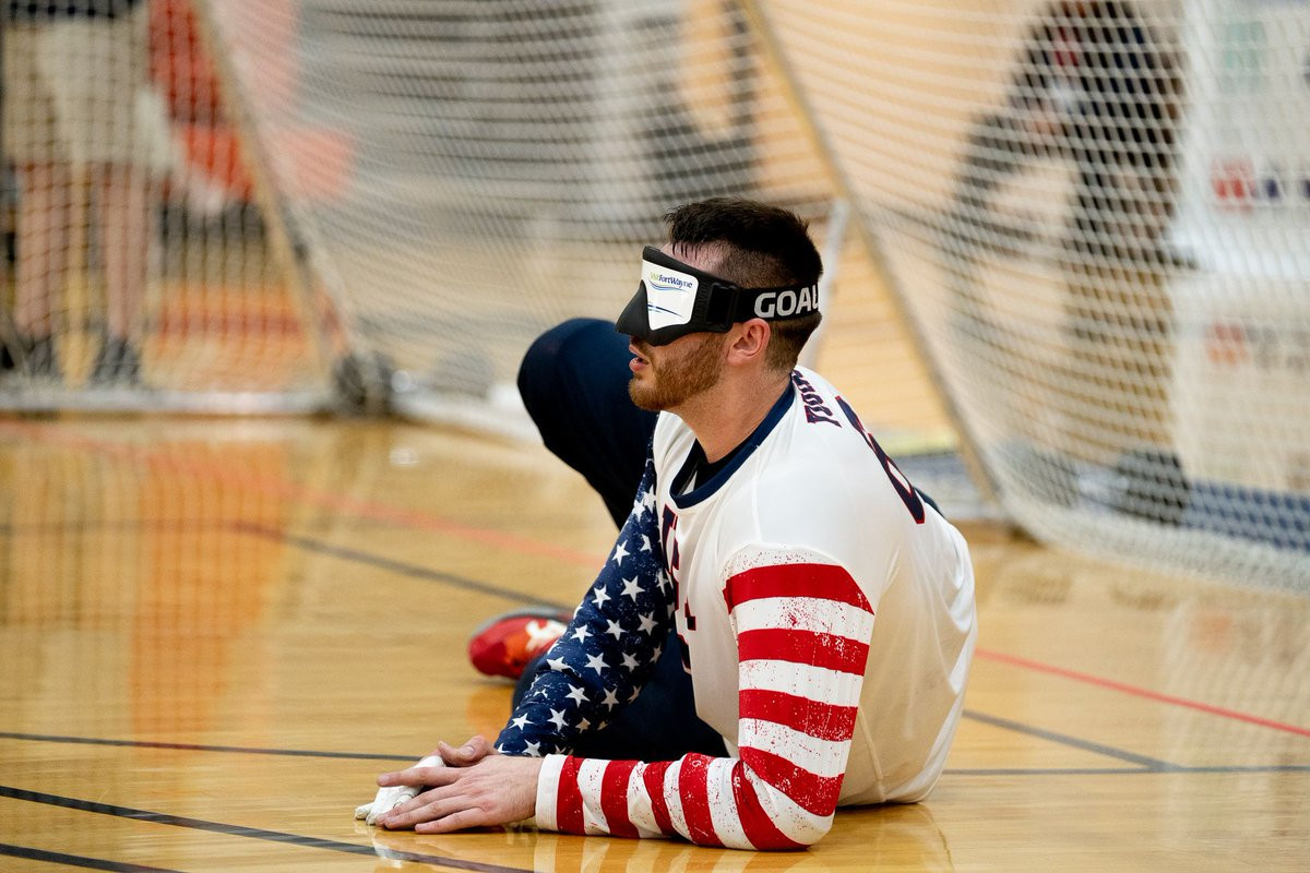 Paralympic champions Lithuania beat hosts US at IBSA Goalball International Qualifier for Tokyo 2020