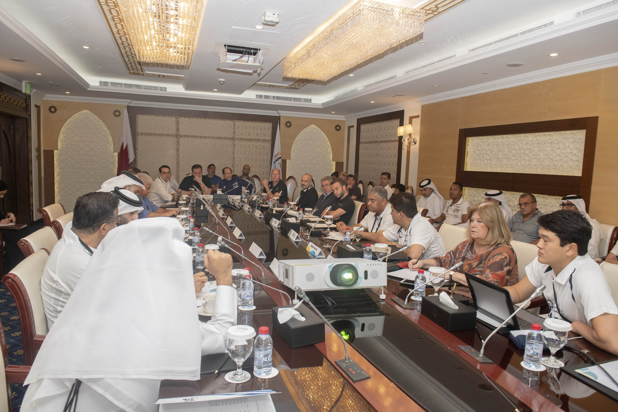ANOC holds technical delegate meeting for 2019 World Beach Games