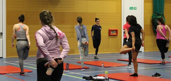 Eighteen universities in England have been successful in receiving British Universities and Colleges Sport Active funding ©BUCS