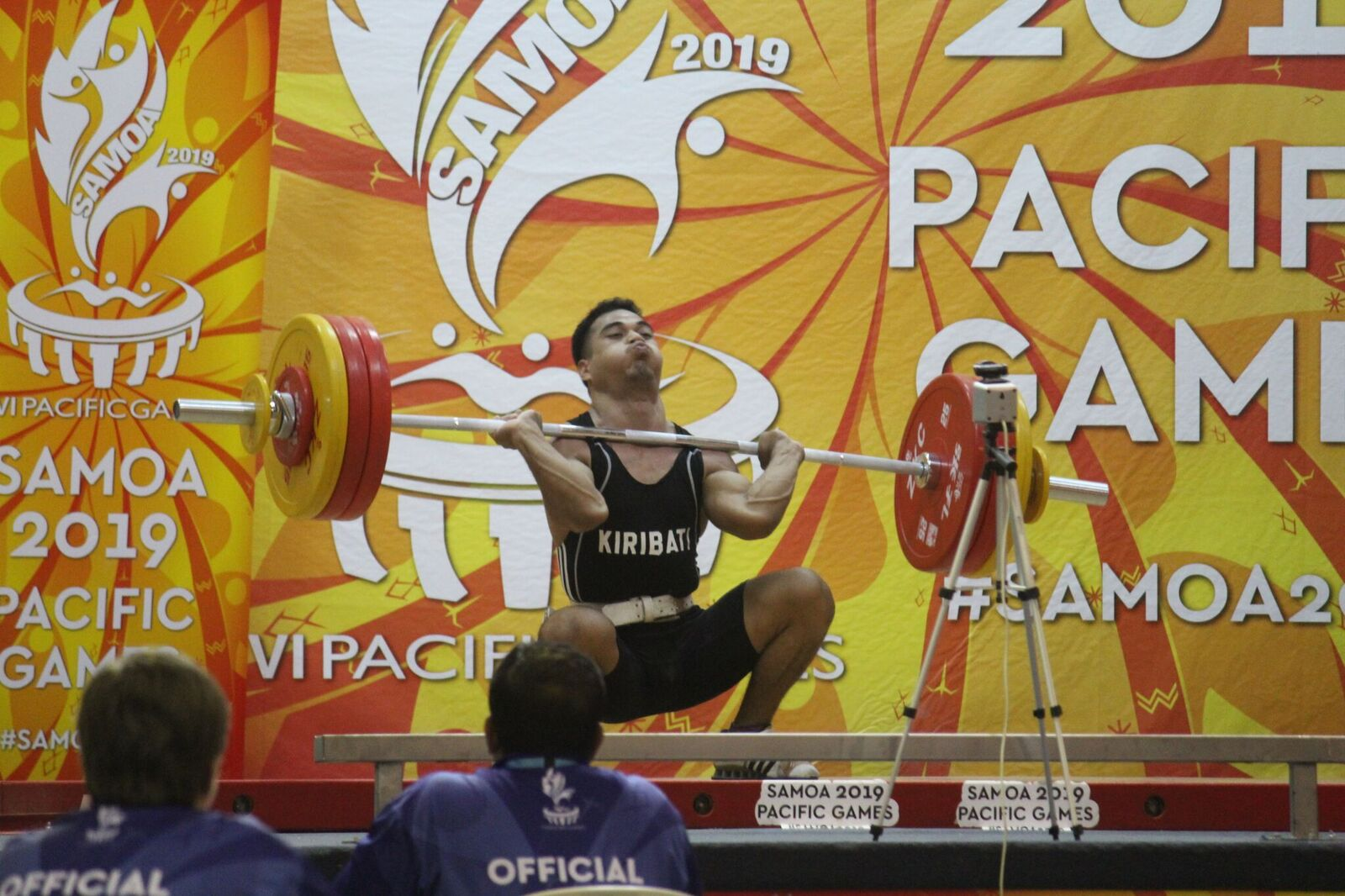Samoa 2019: Day four of competition