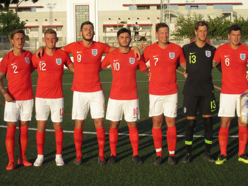 Brazil defeat England but both progress to quarter-finals at IFCPF World Cup