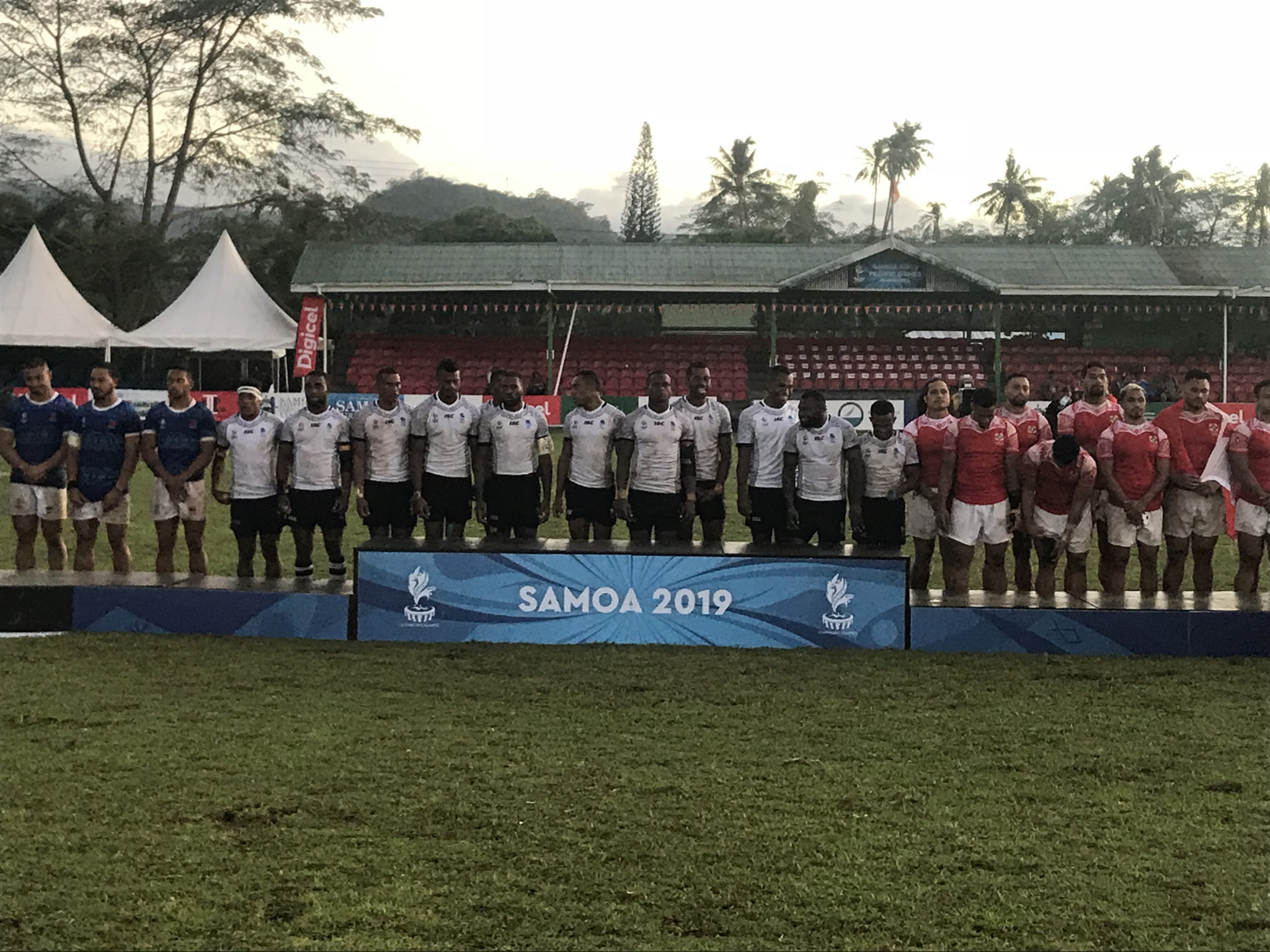 Fiji complete 2019 Pacific Games rugby clean sweep with two gold medals in the sevens