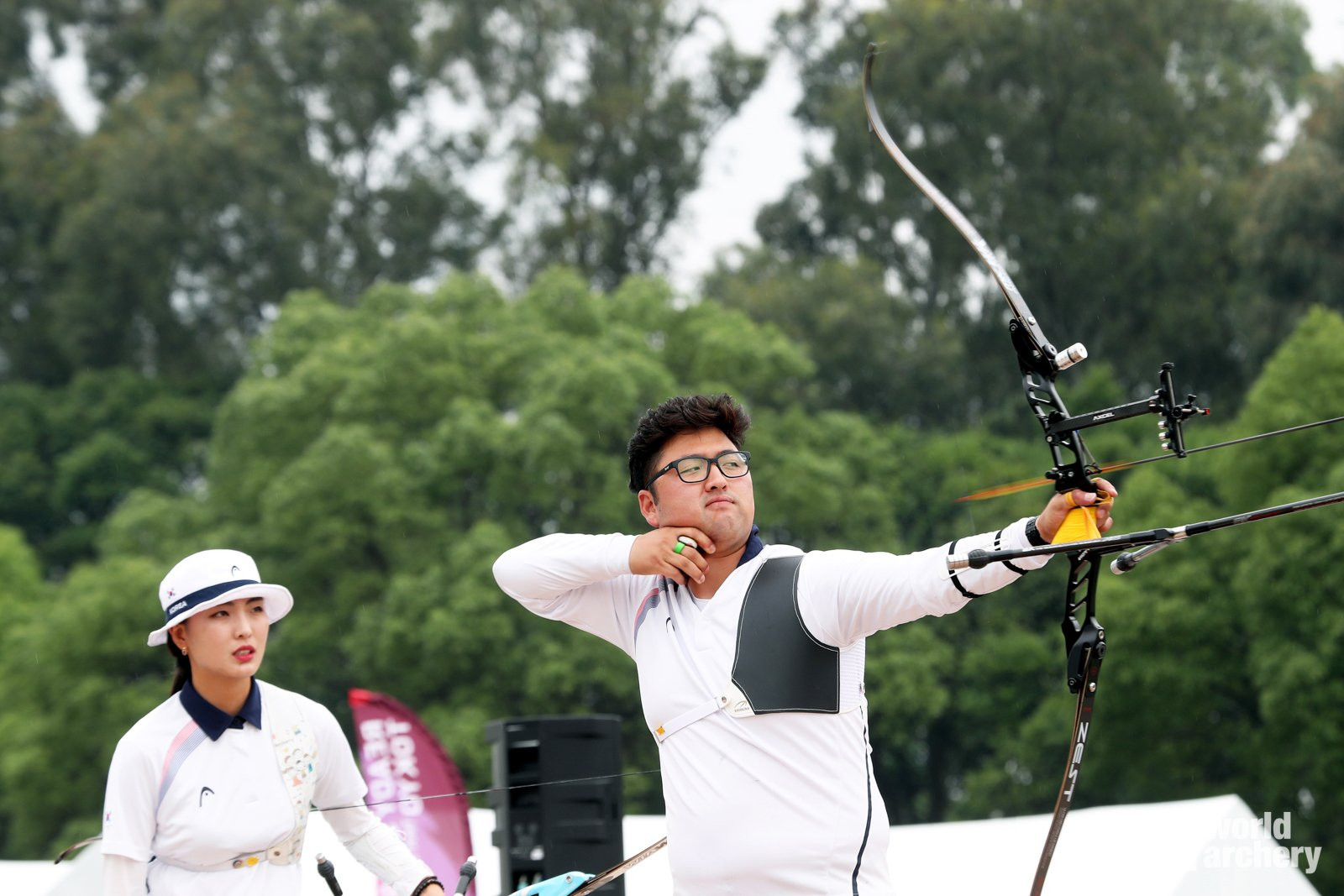 South Korea power to recurve mixed team glory at Ready Steady Tokyo test event