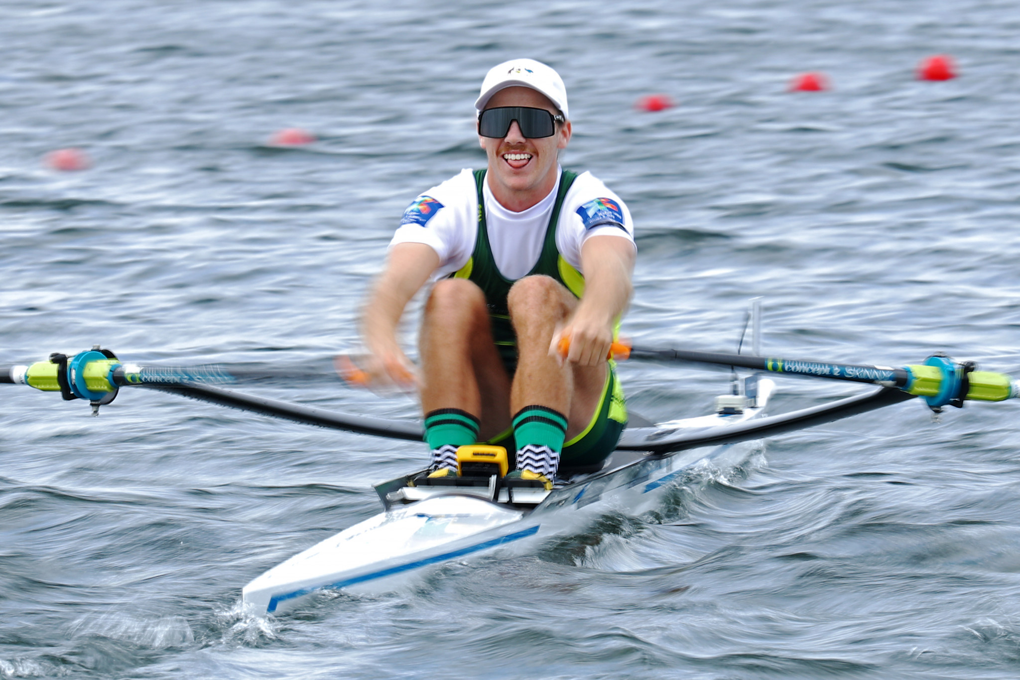 Murphy's surprise at lightweight sculls triumph at World Rowing Cup in Rotterdam