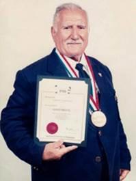 Pioneer of bodybuilding in Armenia dies at age of 86